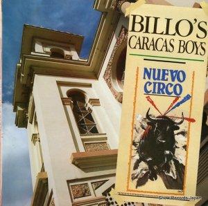 BILLO'S CARACAS BOYS - nuevo circo - LPB-1-85/B,1-85