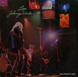 ジョニー・ウィンター - live / johnny winter and - PC30475