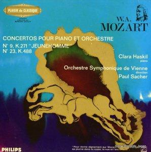 クララ・ハスキル - mozart; concertos pour piano et orchestre no9, k.271