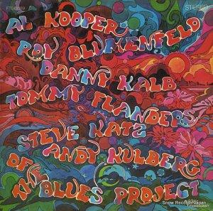 ブルース・プロジェクト - tommy flanders, danny kalb, steve katz, al kooper, andy kulberg, roy blumenfeld of the