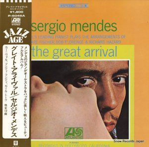セルジオ・メンデス - グレイト・アライヴァル - P-6046A