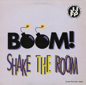 DJ・ジャジー・ジェフ&ザ・フレッシュ・プリンス - boom! shake the room - JIVET387
