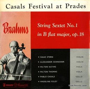 V/A - brahms; string sextet no.1 in b flat major, op.18 - ABL3085