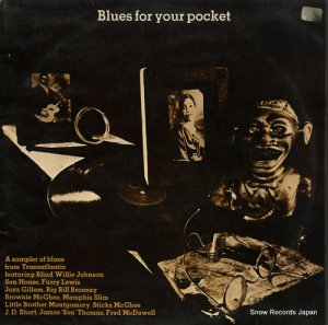 V/A - blues for your pocket - TRASAM25