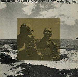 ブラウニー・マギー/ソニー・テリー - セカンド・フレットのブラウニー&サニー - SJET-8271