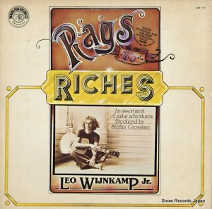 LEO WIJNKAMP JR. - rags to riches - KM117