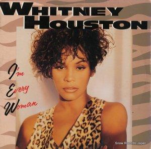 ホイットニー・ヒューストン - i'm every woman - 07822-12520-1