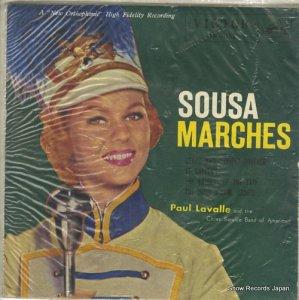 ポール・ラバル - スーザ・マーチ・アルバム - EP-1152
