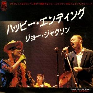 ジョー・ジャクソン - ハッピー・エンディング - AMP-797