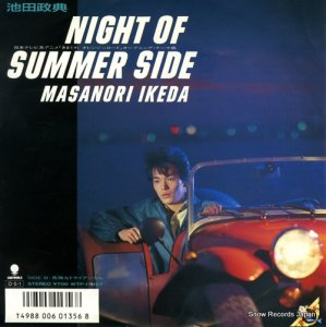 池田政典 - night of summer side - WTP-17957