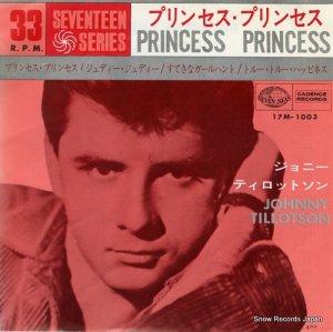 ジョニー・ティロットソン - プリンセス・プリンセス - 17M-1003