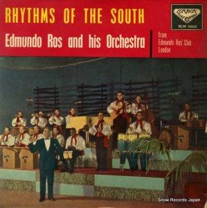 エドムンド・ロス - 南国のリズム - SLW1005