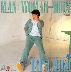 山本達彦 - man+woman=100% - WTP-17281