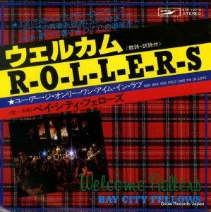 ベイ・シティ・フェローズ - ウェルカム・rollers - ETP-10278