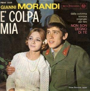 ジャンニ・モランディ - e' colpa mia - PM453325