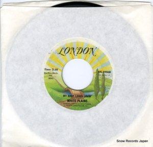 ホワイト・プレインズ/ブラザーフッド・オブ・マン - my baby loves lovin' - 5N-59068