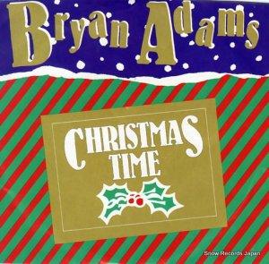 ブライアン・アダムス - christmas time - AM-8651