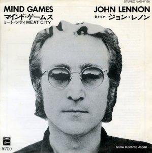 ジョン・レノン - マインド・ゲームス - EAS-17128