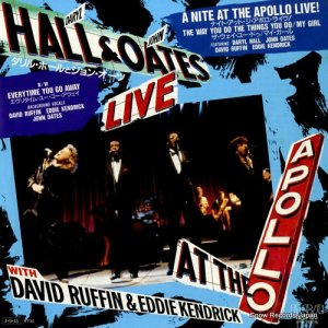 ダリル・ホールとジョン・オーツ - ナイト・アット・ジ・アポロ・ライヴ! - RPS-185