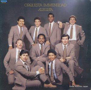 ORQUESTA INMENSIDAD - alegria - LPS-99.638