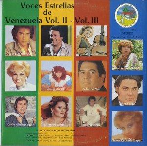 V/A - voces estrellas de venezuela vol.ii, vol.iii - 4061/4062