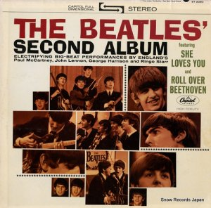 ザ・ビートルズ - the beatles' second album - ST2080
