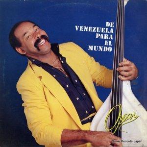 オスカール・デ・レオーン - de venezuela para el mundo - 102-07498