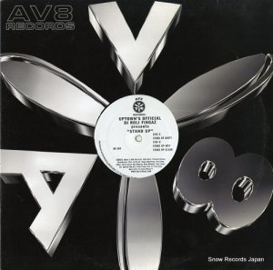DJ ROLI FINGAZ - stand up - AV-149