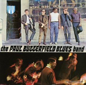 ポール・バターフィールド - the paul betterfield blues band - ED150