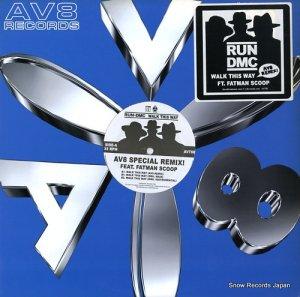 RUN-DMC - walk this way - AV788