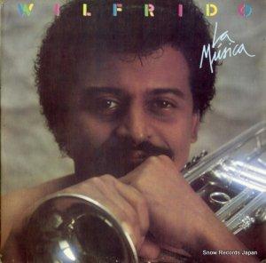 ウィルフリド・バルガス - la musica - 10.160L