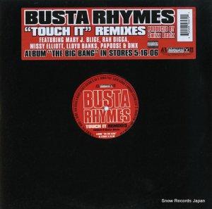バスタ・ライムス - touch it remixes - INTR-11726-1/B0006788-11