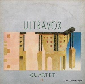 ウルトラヴォックス - quartet - CDL1394