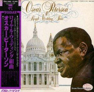 オスカー・ピーターソン - ロイヤル・ウエディング組曲 - 28MJ3080