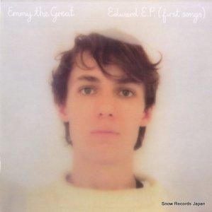 エミー・ザ・グレート - edward e.p. (first songs) - CH003