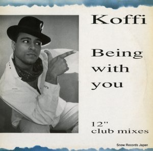 KOFFI - being with you - BLUEC24T
