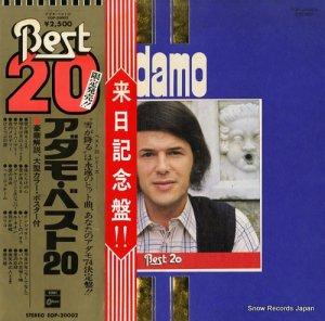 アダモ - ベスト20 - EOP-20002