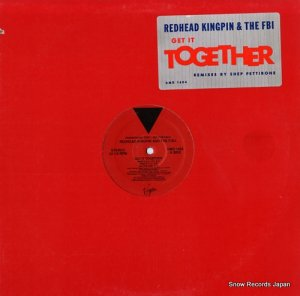 REDHEAD KINGPIN AND THE FBI - get it together - DMD1604