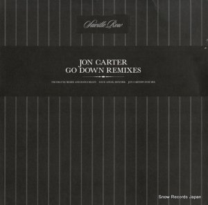 ジョン・カーター - go down remixes - SROW003X