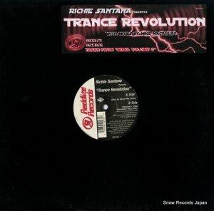 リッチー・サンタナ - trance revolution - WR-293-1