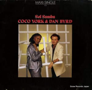 COCO YORK & DAN BYRD - sol samba / i'll put you in my song - 601312