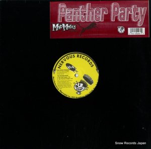 MAD MOSES - the panther party - NE20208