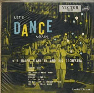ラルフ・フラナガン - レッツ・ダンス・アゲーン - LS-511