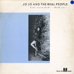 JO JO AND THE REAL PEOPLE - lady marmalade (thick out) - POSPX870