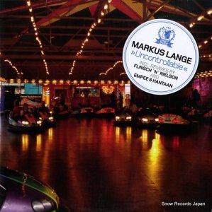 MARKUS LANGE - uncontrollable - CRAFT022