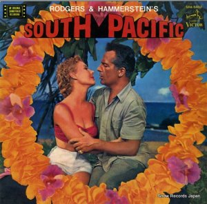 サウンドトラック - 南太平洋 - SRA-5002