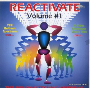 V/A - reactivate volume #1 - REACTLP1
