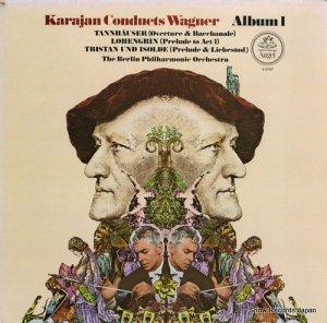 ヘルベルト・フォン・カラヤン - wagner; tannhauser overture & venusberg music - S-37097