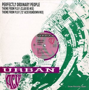 PERFECTLY ORDINARY PEOPLE - theme from p.o.p.(club re-mix) - URBX25