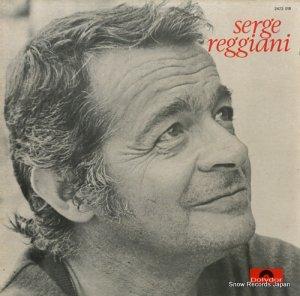 セルジュ・レジアニ - serge reggiani - 2473018